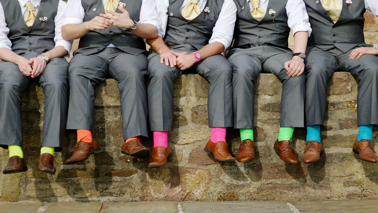 Philadelphia Weddings - Groomsmen