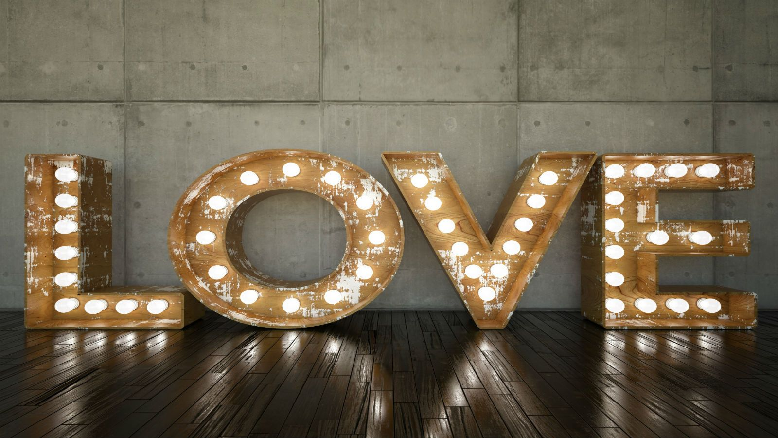 Philadelphia Weddings - Love Sign